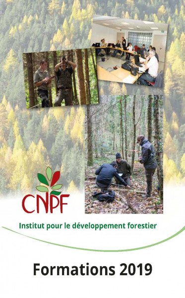 Catalogue 2019 des formations de l'IDF