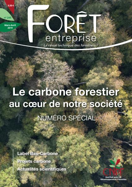 Forêt-entreprise n°245