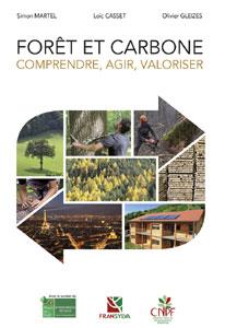 Couverture du livre Forêt et carbone
