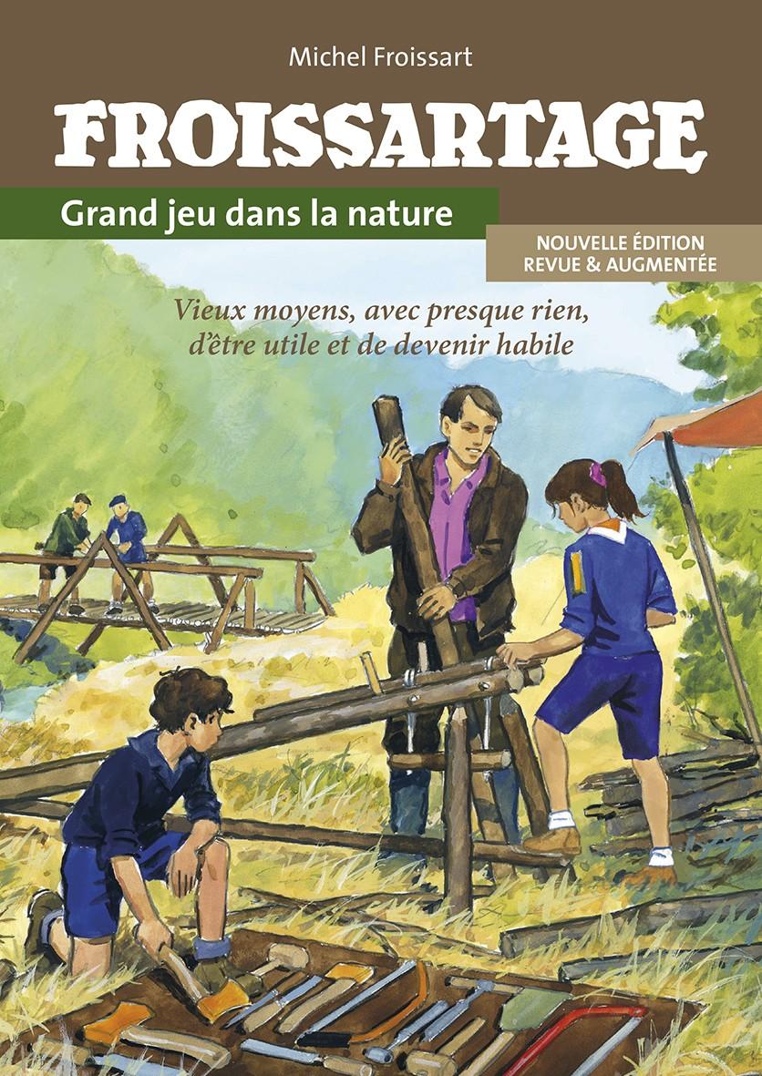 couverture du livre Froissartage