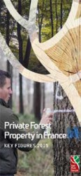 Private Forest Property in France Key figures 2015 (jpg - 12 Ko)