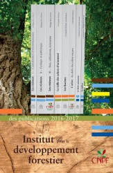 Le catalogue de Noël 2016 des publications de l'IDF (jpg - 118 Ko)