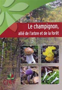 Livre - Le champignon, allié de l'arbre et de la forêt