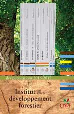 Catalogue de Noël 2016 des publications de l'IDF